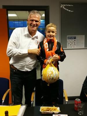 Pupil van de week: Thijs van Rooijen