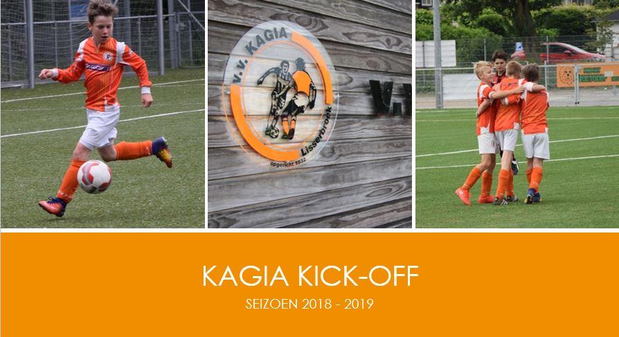 Kick-Off seizoen 2018-2019