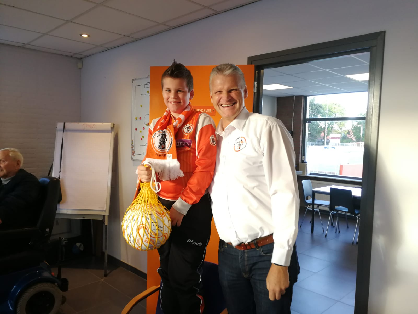 Pupil van de week: Mike Pool