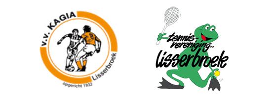 Samenwerking v.v. Kagia & Tennis Vereniging Lisserbroek