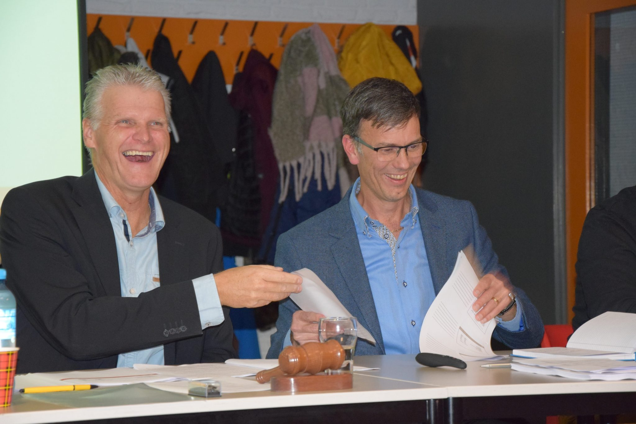 Foto's Algemene Ledenvergadering Seizoen 2018-2019 (01/11/2019)