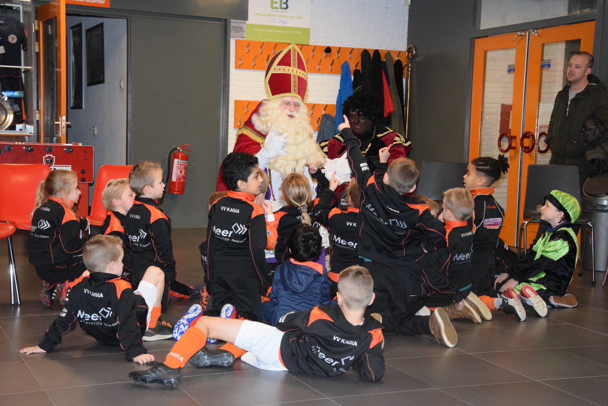 Foto's Sinterklaas 2019 (27/11/2019)