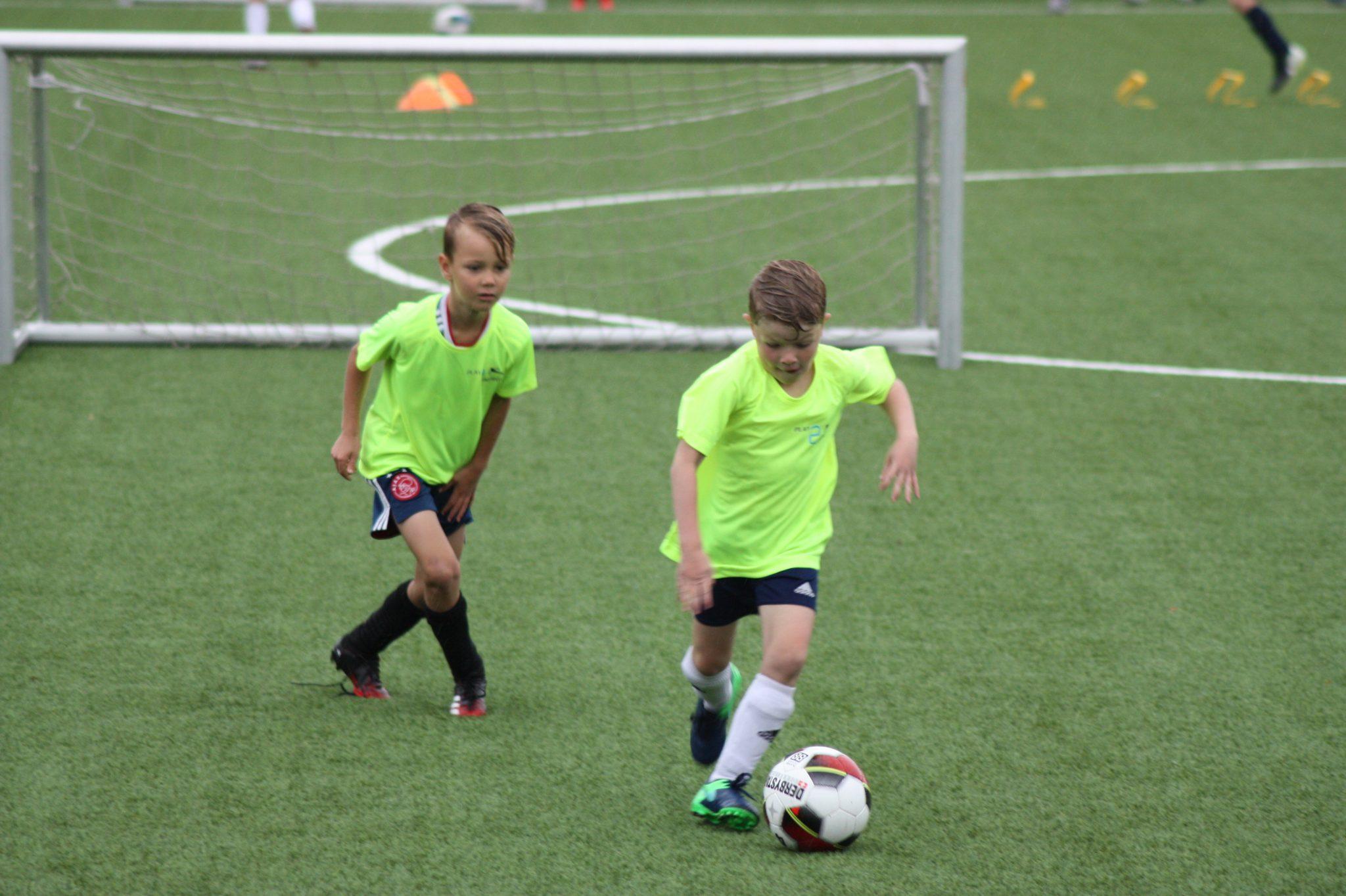 Foto's Play2Improve Voetbal 3-daagse (Juli 2020)
