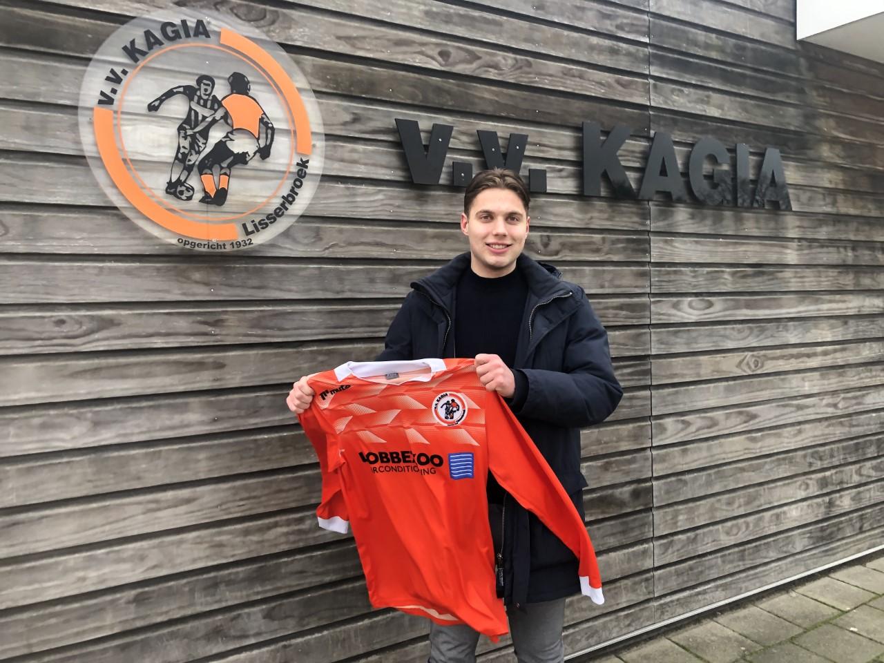 Micha Schoone eerste aanwinst van de selectie voor het nieuwe seizoen