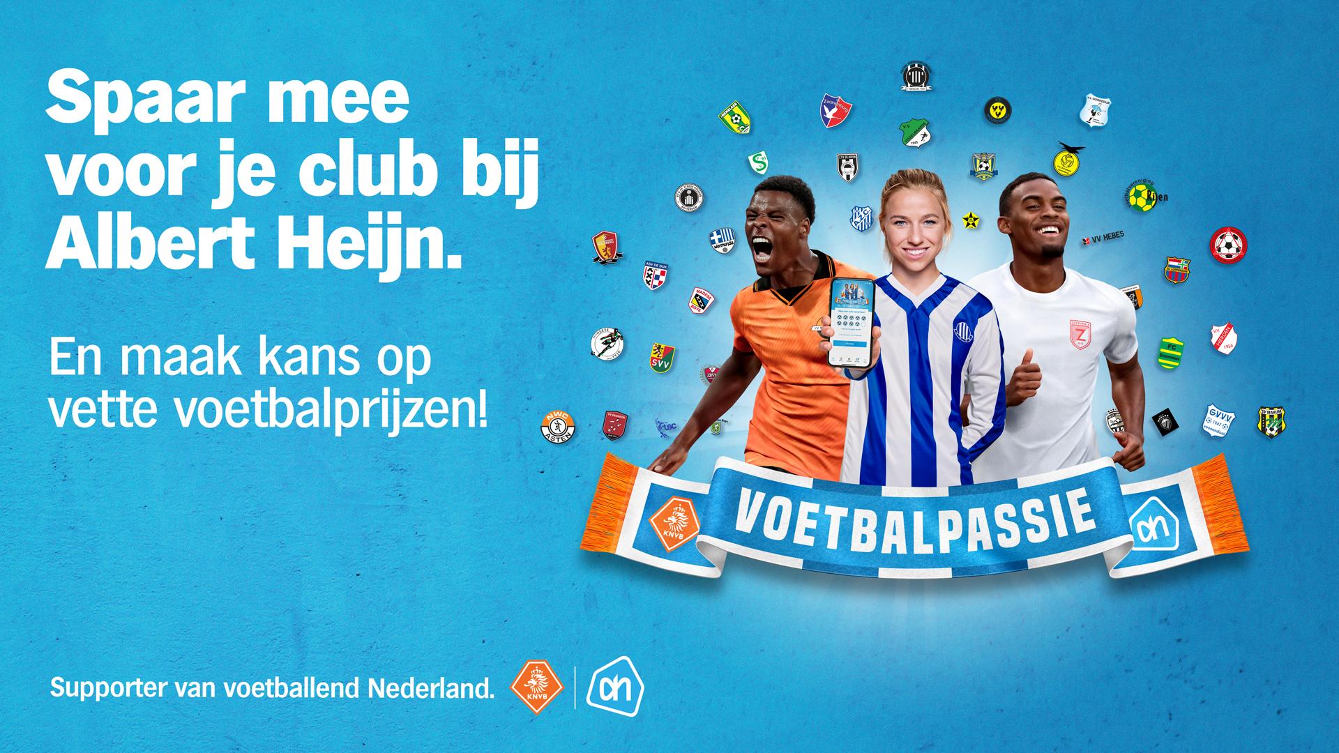 Spaar mee met Voetbalpassie t.b.v. het 90-jarig jubileum!